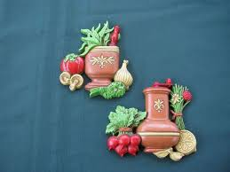 kitchen wall plaques 190 best vtg kitchen misc decor images on