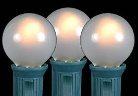 amazon com novelty lights 25 pack g30 outdoor string light globe