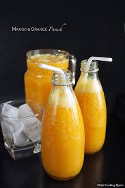 mango and orange punch daily cooking quest