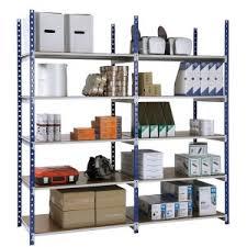 rayonnage bureau rayonnage métallique industriel et archive bureau