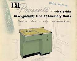 need a retro bathroom vanity look at these 5 authentic 1952
