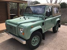 land rover ninety land rover defender 90 for sale with texas title adventure