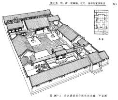amazing 10 chinese house plans chinese courtyard house plans homeca redoubtable 3 chinese house plans house family compound