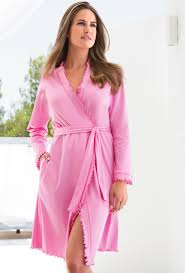 Robe De Chambre Luxe Femme by Home