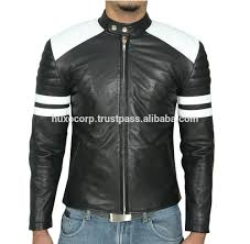 padded leather motorcycle jacket canadian leather jacket canadian leather jacket suppliers and