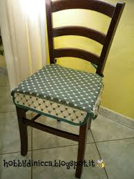 cuscini per sedia a dondolo hobby di nicca cuscino per sedie tutorial progetti