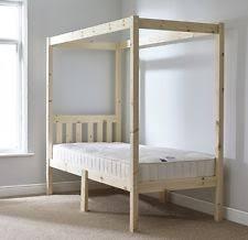 four poster bed beds u0026 bed frames ebay