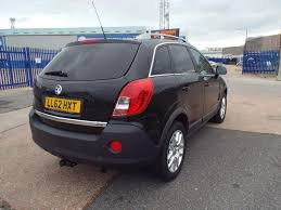 opel suv 2000 used black vauxhall antara for sale rac cars