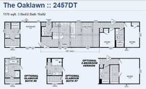 Single Wide Mobile Home Floor Plans 2 Bedroom How To Find The Best Manufactured Home Floor Plan