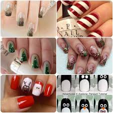nail art tutorial for christmas stylo planet