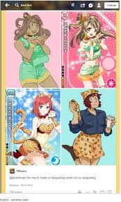 Love Memes Tumblr - tumblr love live school idol project know your meme