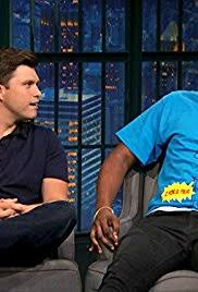 kleink che late with seth meyers colin jost michael che klein