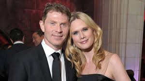 celebrity chef bobby flay actress stephanie march separate la times