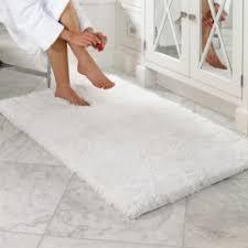 sheepskin bath mat gray bathroom rugs rugs decoration