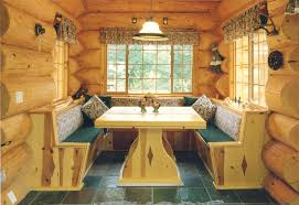 custom log home design murray arnott design
