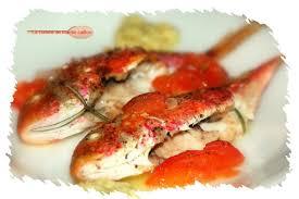 cuisiner des rougets rougets barbets sauce aux anchois la cuisine de mamie caillou