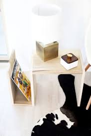 Build Your Own End Table Plans by Diy 2 Way End Table U2014 Kristi Murphy Diy Blog