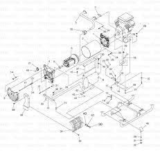generac 0g3332 7k generator air cleaner generac parts