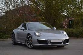 used porsche 911 uk used porsche cars for sale listers