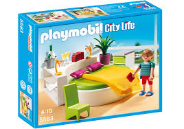 chambre playmobil chambre avec lit rond 5583 playmobil