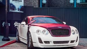 mayweather bentley leading fate and furious 8 cars fast furious cars bentley