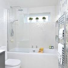 white tiled bathroom ideas awesome the 25 best small white bathrooms ideas on in