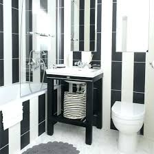 black white bathroom tiles ideas black and white tile ideas eventguitarist info
