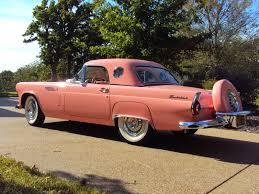 all american classic cars 1956 thunderbird 2 door convertible