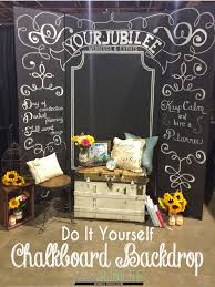 do it yourself photo booth your jubilee how to build your own backdrop diy
