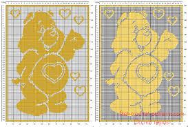 filet crochet baby blanket free pattern tenderheart care