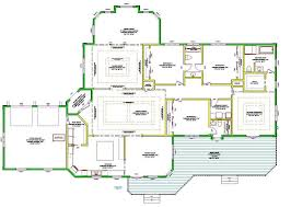 large luxury home plans apartments large one house plans open one house