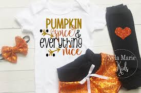 pumpkin spice and everything baby thanksgiving