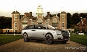 roll royce brown rolls royce cullinan suv price specs and release date carwow