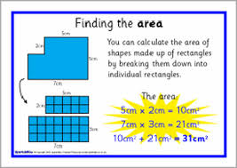 area and perimeter ms poston u0027s 3rd grade class