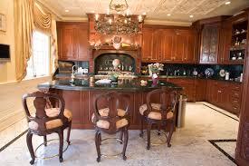 Matching Chandelier And Island Light Kitchen Styles Kitchen Island Designs Beautiful Modern Kitchens