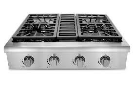 30 Gas Cooktop With Downdraft Cooktops You U0027ll Love Wayfair
