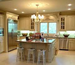 100 table height kitchen island lighting above kitchen