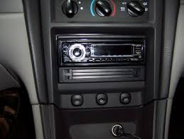 guide to replacing your 2001 mach 460 head unit mustang forums