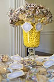 yellow baby shower ideas yellow and white baby shower ideas babywiseguides