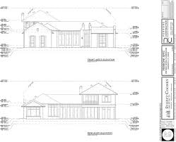 architectural plans for homes 359 west royal flamingo drive new architectural plans available
