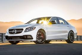 used 2015 mercedes benz c class sedan pricing for sale edmunds