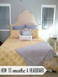 Making Your Own Headboard Ideas by 26 Best Diy Headboards Images On Pinterest Headboard Ideas