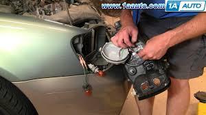 2008 subaru outback brake light bulb how to install replace headlight and bulb subaru outback 01 04