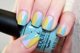 easy toe nail art for beginners