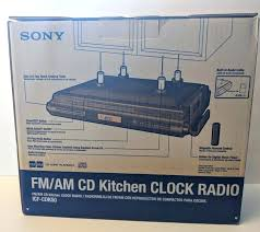 under kitchen cabinet cd player sony under cabinet radio cd player manual www redglobalmx org