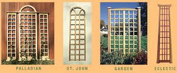 Garden Trellis Design by Trellis Garden Trellis Privacy Trellis U0026 Garden Screens By