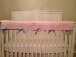 15 best crib rail covers images on pinterest crib rail cover