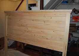 Rustic King Headboard Ana White Reclaimed Wood Headboard Collection Including King