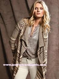 Draped Cardigan Sweater Victoria U0027s Secrets Cardigan Sweater Just For Trendy Girls Just