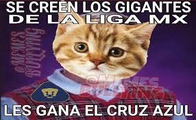 Memes De Pumas Vs America - los memes no perdonaron a pumas por perder ante el cruz azul univision